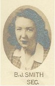 Betty Jean Smith (Jobson)