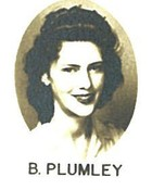 Betty Plumley (Nix)