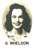Eleanor Gail Wheldon (Blechinger)