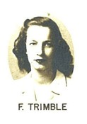 Florrie Trimble (Hill)